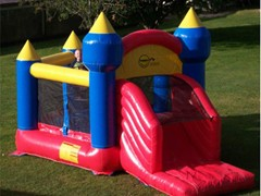 mini-bouncy-castle